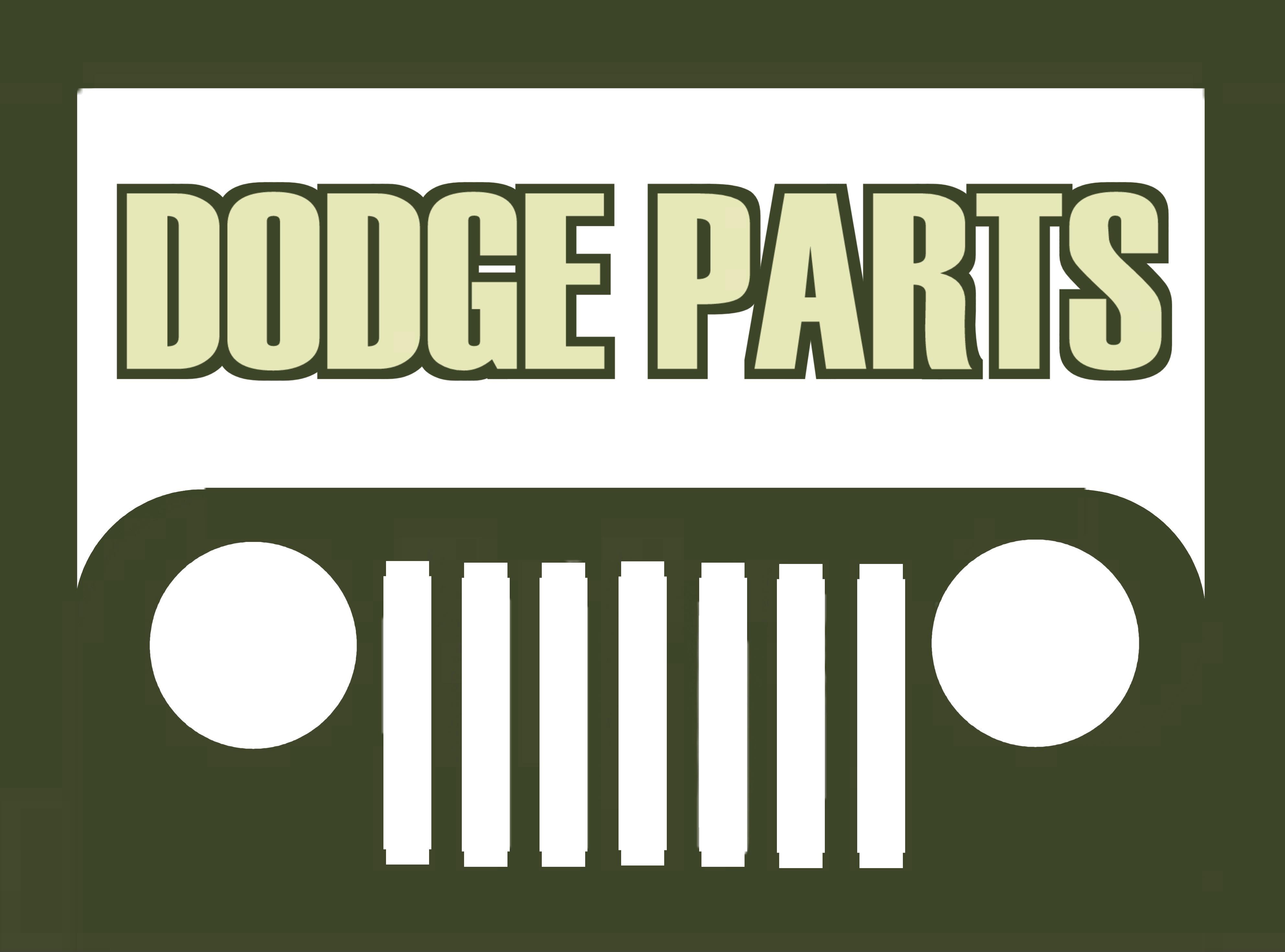 Bottone Dodge parts