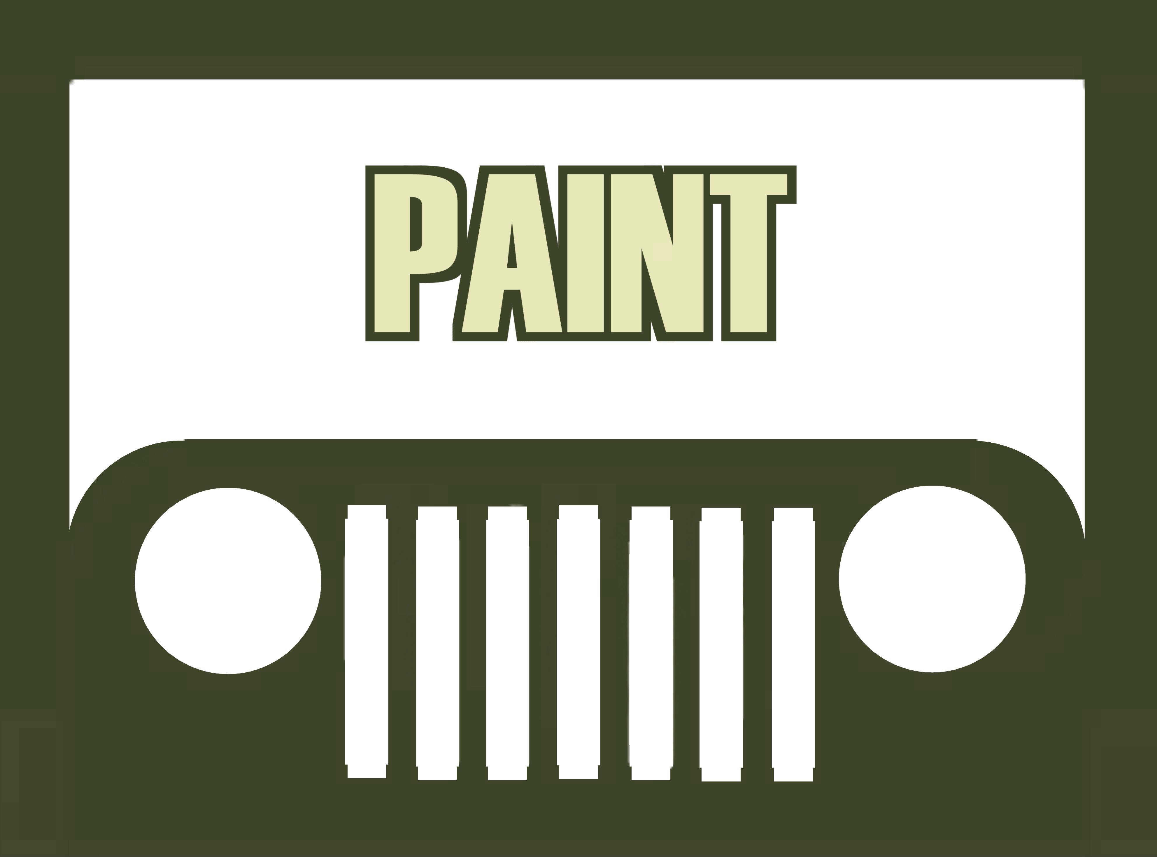 Bottone paint