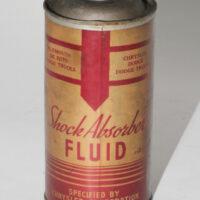 Shocks absorber oil