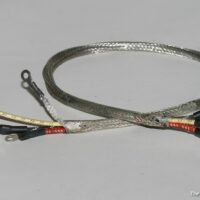 headlights brided wire with shelding