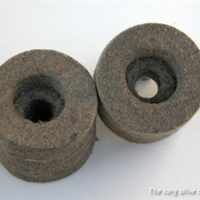 pedal shaft felt grommets set for ford gpw