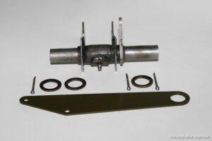 pedal shaft repair kit for willys mb