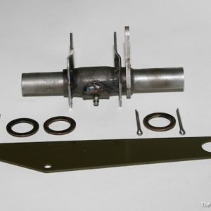 pedal shaft repair kit for willys mb