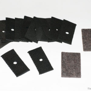 body mounting pad set for ford gpw