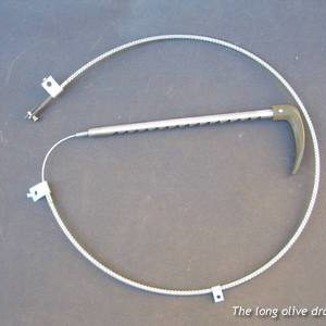 emergency brake cable complete ass'y for ford gpw