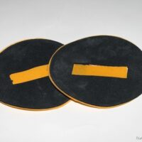 headligth adesive rubber cover against glass reflection