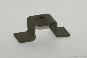 muffler braket to body, for all ford made body from 1942 to 1943