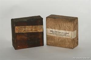 piston rings set, willys mb