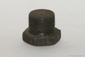 oil pan plug