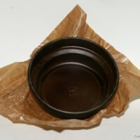 air filter cup