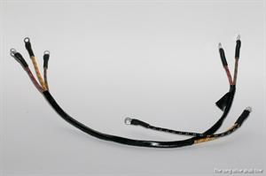 wiring harness, left side, short