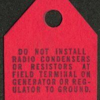 generator instruction tag