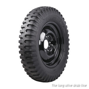 600-16 Firestone Military NDT 6 PLY