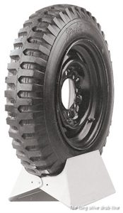 600-16 Ford NDT Military Tire