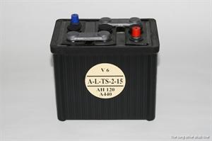 battery, 6v