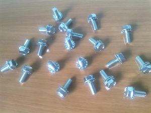 oil pan bolts, complete set for Ford GPW