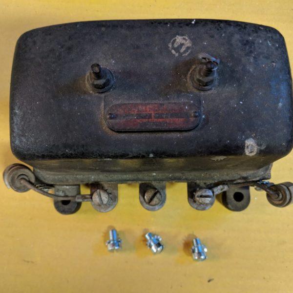 regulator terminal screw