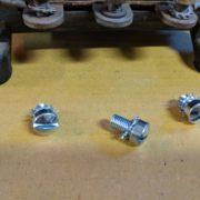 regulator terminal screw set
